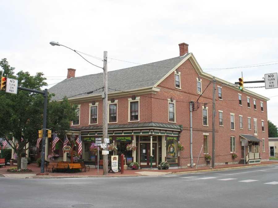 Strasburg, Lancaster County