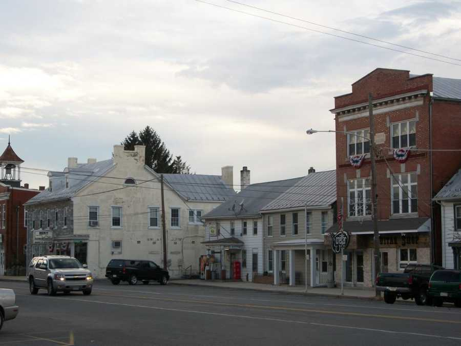 Jonestown, Lebanon County