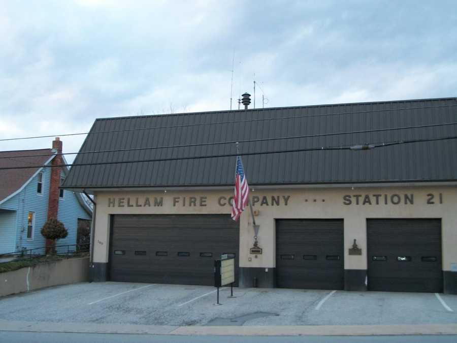 Hallam, York County