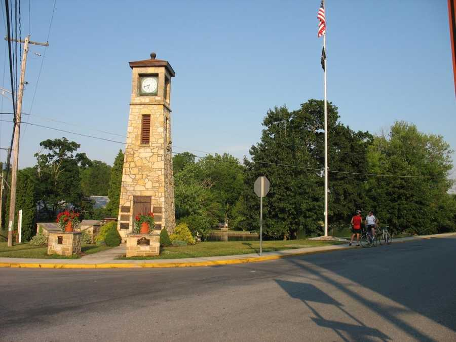 Boiling Springs, Cumberland County