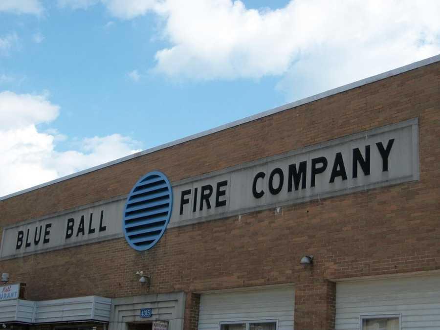 Blue Ball, Lancaster County