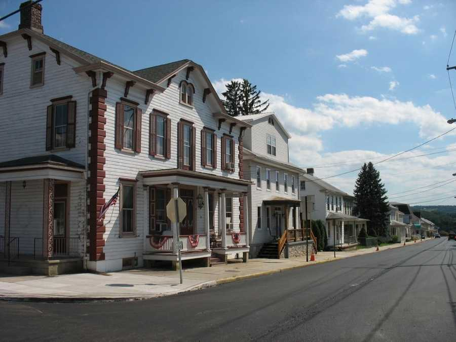 East Prospect, York County