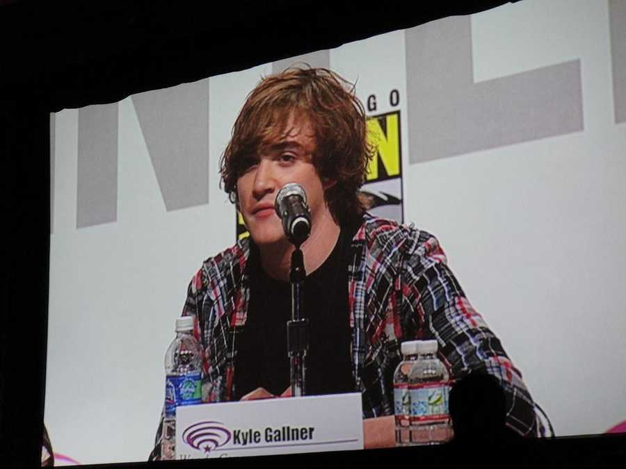 """Kyle Gallner: Known for his role as Cassidy 'Beaver' Casablancas on the TV show """"Veronica Mars,"""" Gallner was born in West Chester and attended West Chester East High School."""