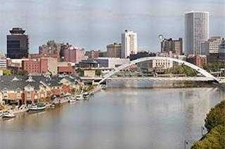 …Rochester (shown) and Rostraver.