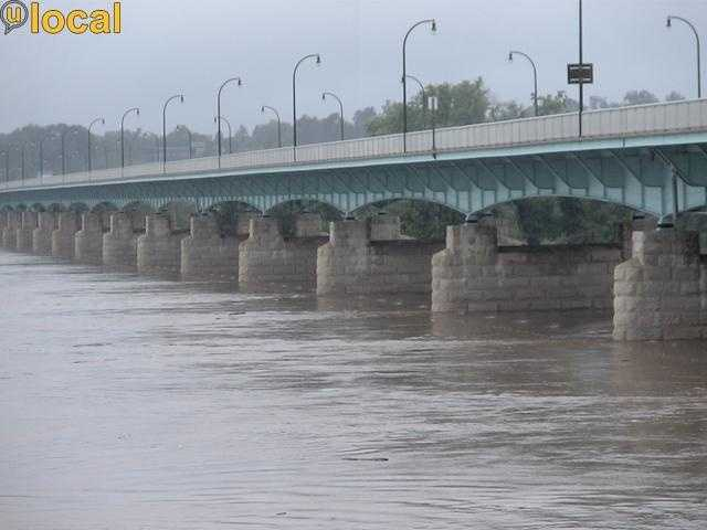 …Enola, the Harvey Taylor Bridge (shown)…