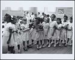 The court declared separate but equal had no place in public education, citing there were signs of inferiority.