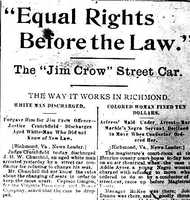 By defending the constitutionality of racial segregation, the case paved the way for the Jim Crow laws of the South.