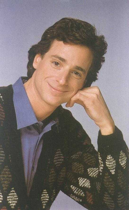 """Bob Saget: The """"Full House"""" star was born in Philadelphia, where he graduated from Abington Senior High School and earned a B.A. from Temple University."""