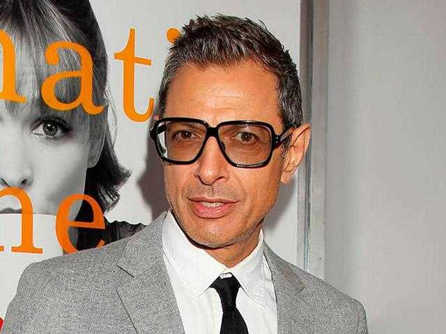 """Jeff Goldblum: Born and raised in Pittsburgh, the veteran actor became an unlikely star in """"Jurassic Park."""""""