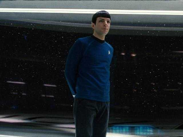 """Zachary Quinto: Quinto was born in Pittsburgh, grew up in Green Tree, and graduated from Central Catholic High School. He played Sylar on the TV drama """"Heroes"""" and was cast as Spock in the revamped """"Star Trek"""" films."""