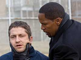 Law Abiding Citizen: Gerard Butler and Jamie Foxx spent time in Philadelphia for this thriller.