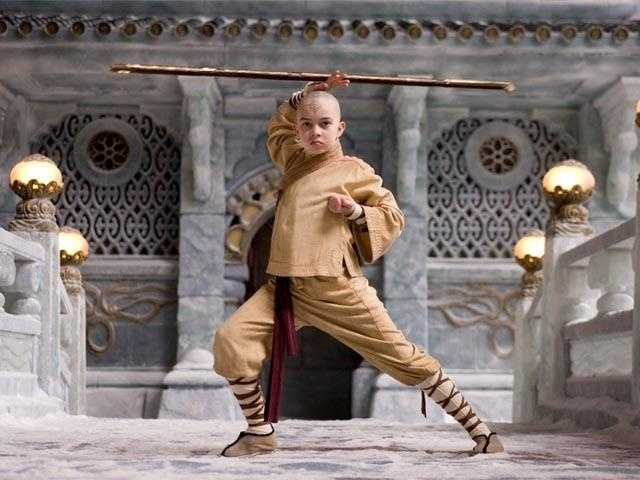 The Last Airbender: The adventures Aang, a young successor to a long line of Avatars, traveled all around Pennsylvania.