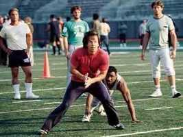 Invincible: It's only appropriate that the true story of Vince Papale was filmed in Philadelphia.