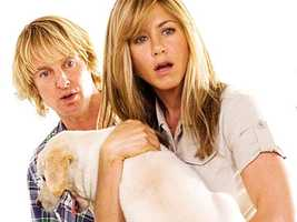Marley & Me: The tale of a lovable, yet neurotic dog was filmed in parts of Philadelphia and West Chester.