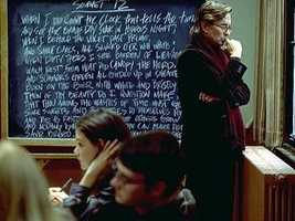 Wonder Boys: Playing a professor/writer dealing with writer's block, Michael Douglas filmed most of the movie in Pittsburgh.