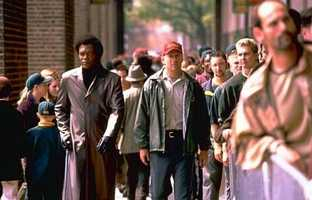 Unbreakable: Philadelphia was the primary location of filming for this suspense thriller with supernatural insinuations.