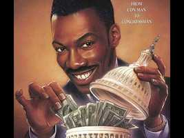 The Distinguished Gentleman: Eddie Murphy stars in this political-comedy-crime flick, and filmed some scenes in Harrisburg.