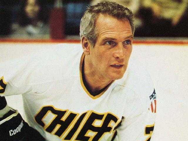 Slap Shot: Scenes from this film about a hockey team who finds success in constant fighting was filmed in Johnstown and Pittsburgh.