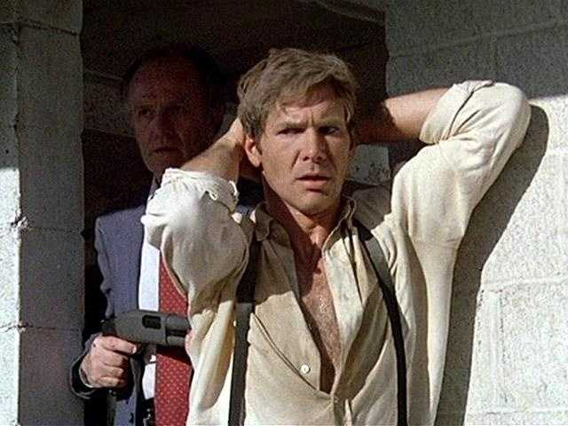 Witness: Harrison Ford plays a policeman who goes into hiding in Amish country to protect an Amish boy who is sole witness to a murder. The film was shot almost entirely in Pennsylvania.