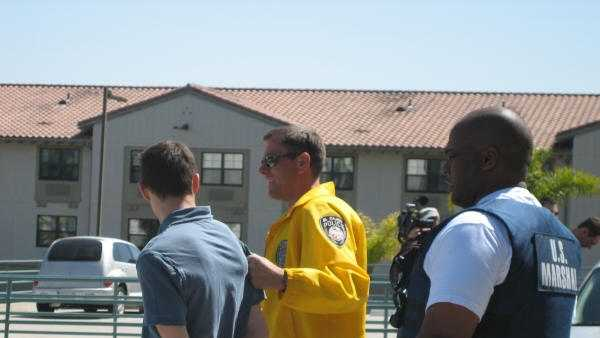 U.S. Marshals Arrest