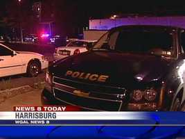 Harrisburg police are investigating an overnight shooting.