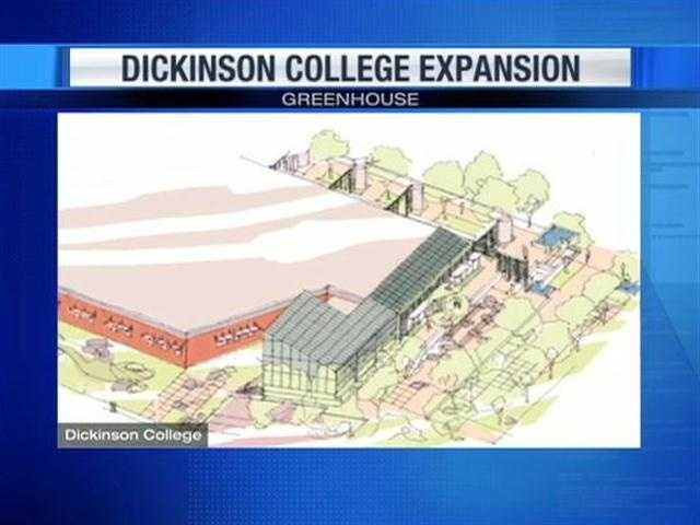 There will also be a new interdisciplinary greenhouse, which is also on track to be finished this fall. Other projects include an addition to the Rector Science Complex, the expansion of the Kline Fitness Center and the construction of a new residence hall.