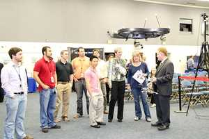 There are also 19 universities and colleges that are registered as drone owners.