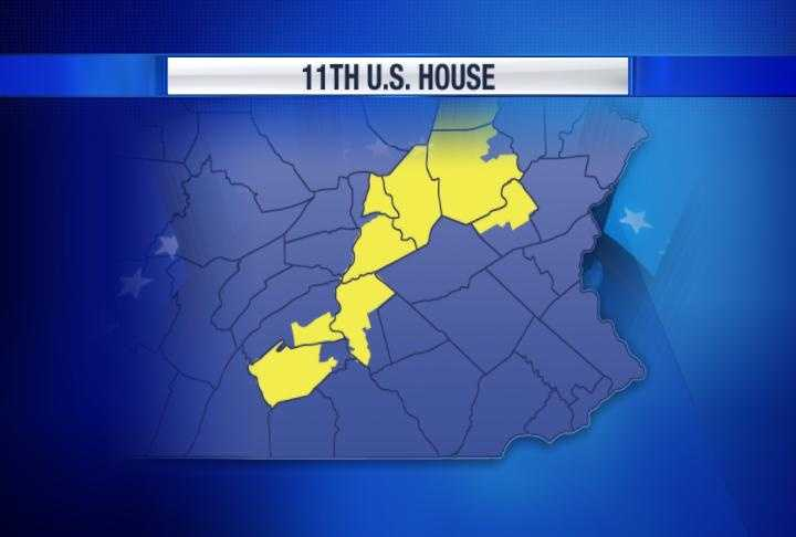 There was a contested race for the newly-formed 11th Congressional district. In the Susquehanna Valley, the district includes parts of Cumberland, Dauphin, and Perry counties.