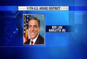 Stilp will take on incumbent Republican Lou Barletta in November.