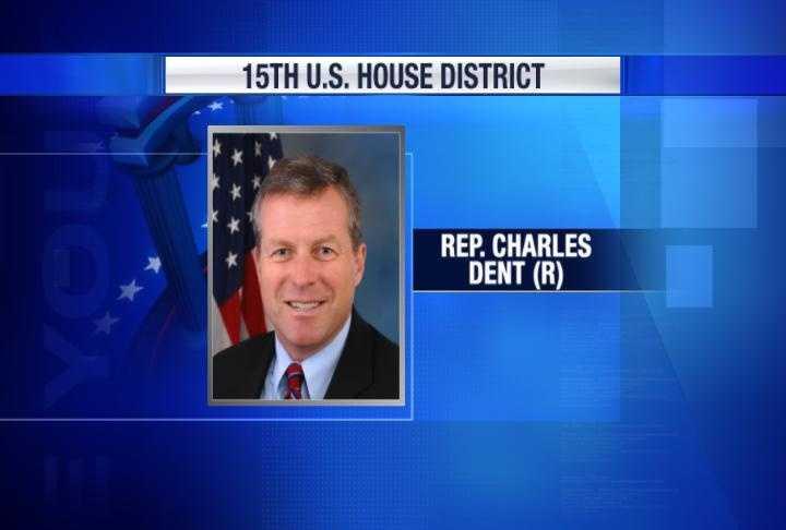 Daugherty will face incumbent Republican Charles Dent in November.