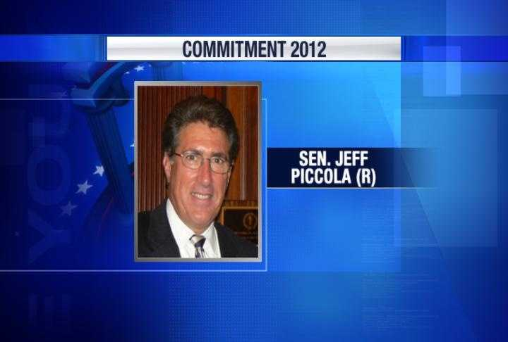 Longtime state Sen. Jeffrey Piccola did not seek re-election in the 15th state House district.