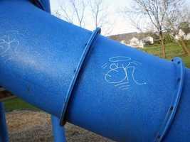 Upper Allen Township police are investigating graffiti vandalism at three parks.