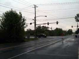 A problem at a substation in East Petersburg, Lancaster County, knocked out power to some traffic lights Wednesday morning.