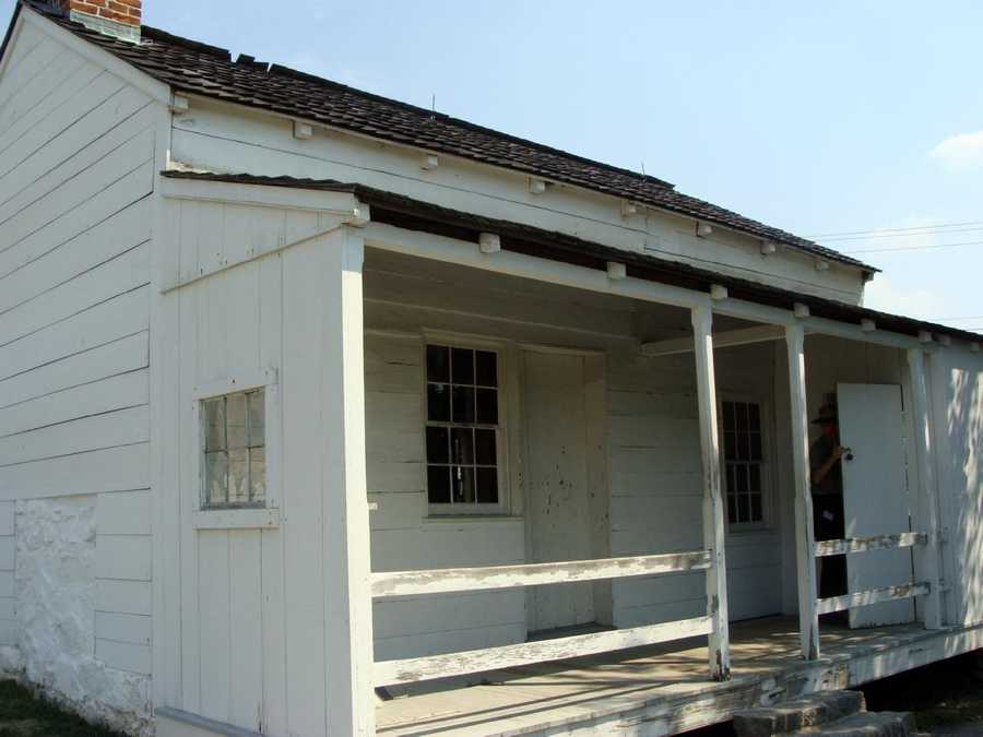 And it was in this simple, two-room, wood-frame farmhouse that some of the most critical decisions of the most critical battle of the Civil War were made. News 8 would like to thank the National Park Service for giving us access to the Leister House.