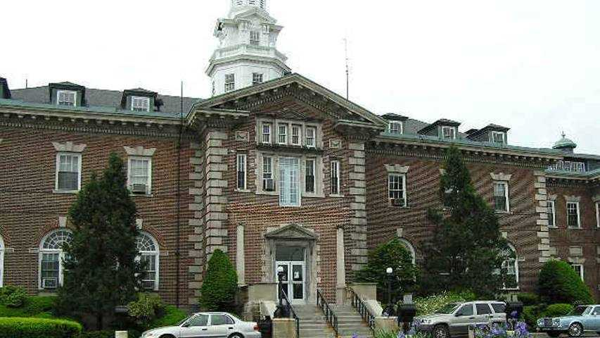 The former Allentown Hospital building is appraised at $1.2 million.