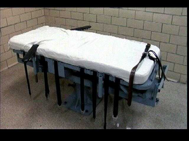 """The state will not identify specifically those who carry out the lethal injection. It does say, """"The Department of Corrections engages the services of individuals technically competent by virtue of training or experience to carry out the lethal injection procedure."""""""