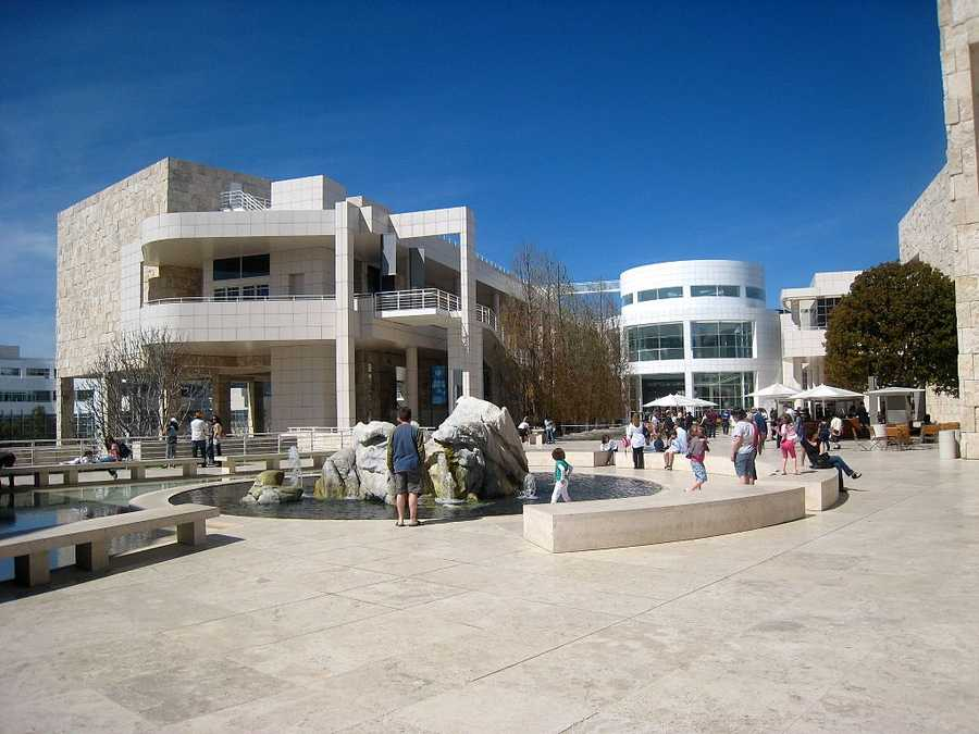 There are also 841 museums and art galleries in LA, most notably the Los Angeles County Museum of Art and the Getty Center.