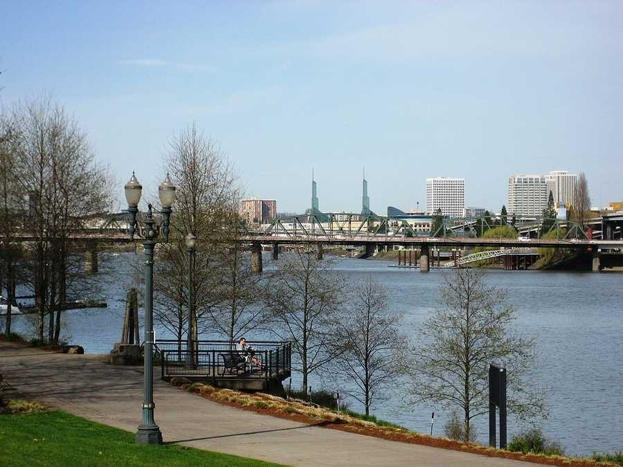 25. Portland, Oregon: The City of Roses has been referred to as one of the most environmentally friendly cities in the world. It is known for its large number of microbreweries and microdistilleries, as well as its coffee passion.