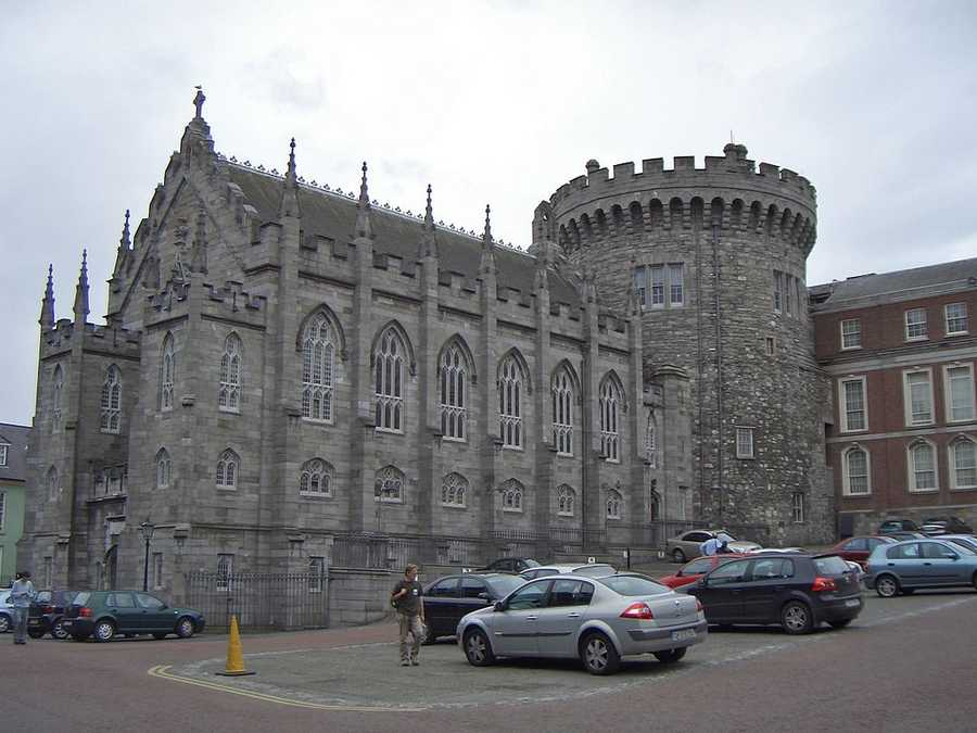 24. Dublin, Ireland: Containing over a quarter of Ireland's population, Dublin has many landmarks and monuments that date back hundreds of years. One of the oldest is Dublin Castle, which was constructed as a defensive work on the orders of King John of England in 1204.