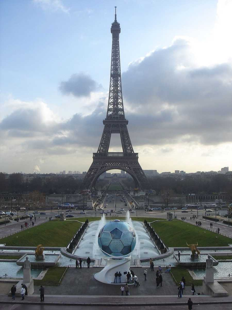 4. Paris, France: Paris is one of the world's leading business and cultural centers, and was ranked among the three most influential cities in the world. Three of the most famous Parisian landmarks are the Notre Dame de Paris, the Arc de Triomphe, and the Eiffel Tower.