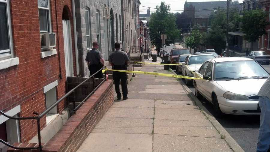 Lancaster police found the body of an elderly woman the morning of Wednesday, May 16, in an apartment in the 200 block of West Vine Street.