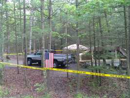The shooting happened at 1:45 a.m. in Caledonia State Park.