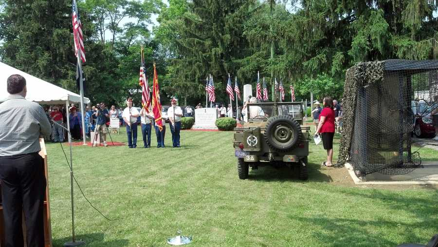 There are an estimated 40,000 military veterans in York County.