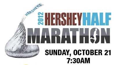 Hershey Half Marathon 2012