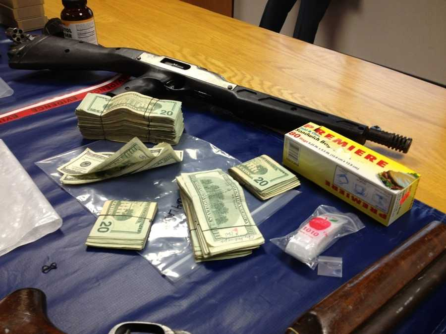 Nine people have been arrested on drug charges in Berks County as part of an investigation that started in January 2012.