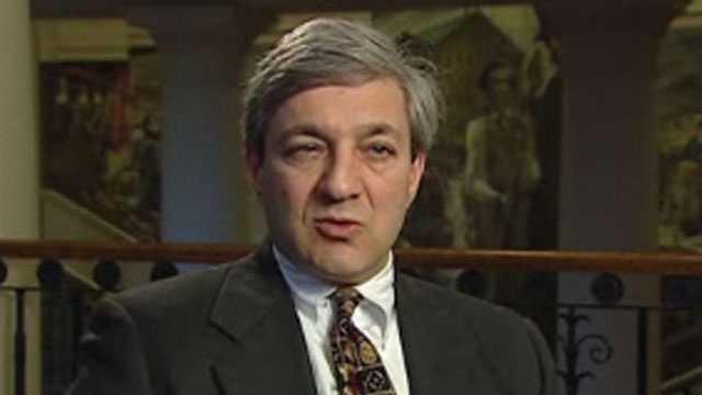Former Penn State President Graham Spanier.