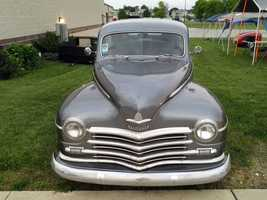 A 1948 Plymouth