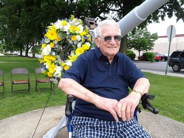 Monday marks the 70th anniversary of the Battle of Midway. John Balint, a Mechanicsburg resident, was there. He was a gunner on the USS Atlanta.