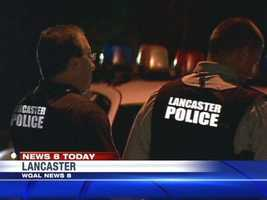Two victims suffered gunshot wounds and were taken to Lancaster General.
