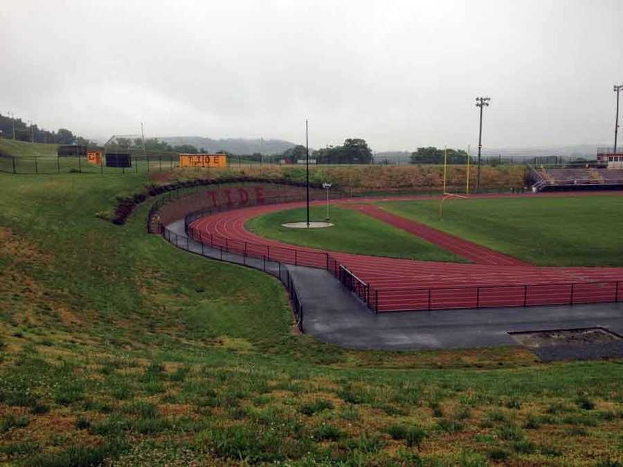 An anonymous gift of $37,000 will fund five outdoor exercise stations at Columbia High School.